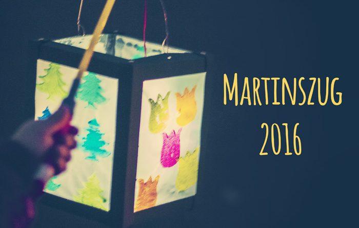 Bilder vom Martinszug