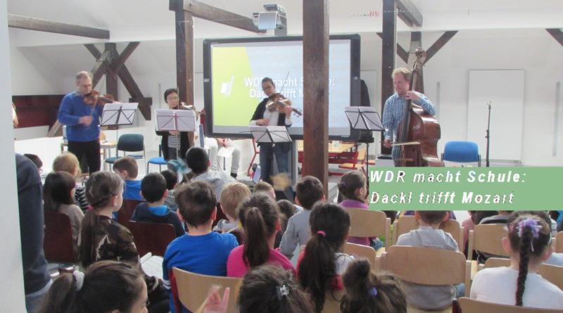 WDR Konzert unterm Dach!