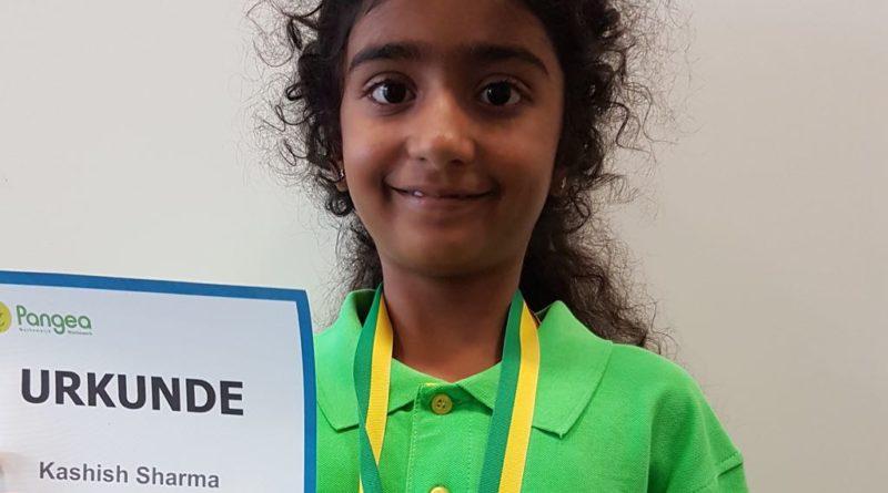 Erfolg beim Pangea-Mathematikwettbewerb